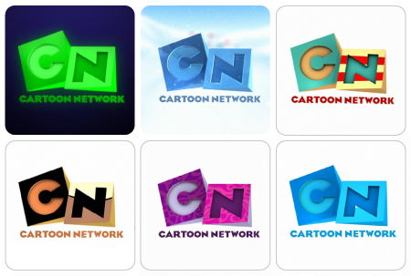 marcas cambiantes cartoon network