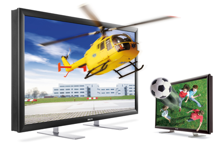 televisão 3D 3DTV