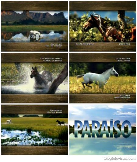 abertura paraíso 2009