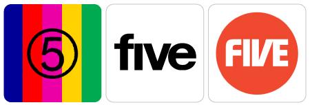evolução marcas five
