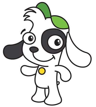 mascote doki discovery channel