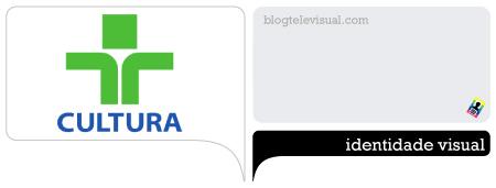 título identidade visual tv cultura rebrand 2009